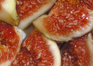 Rice Pudding with Figs and Nuts